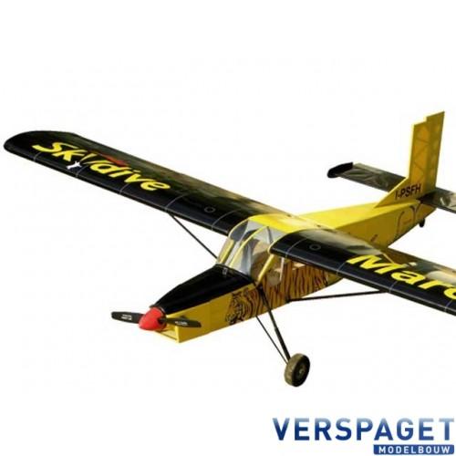 Pilatus Porter BIG Tiger 2720mm Spanwijdte -C4499