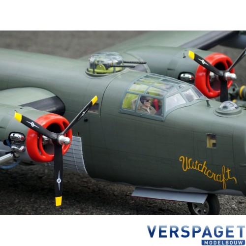 Bommenset B-24 Liberator / 2800 mm -C5857