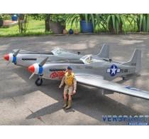 F-82 Twin Mustang Betty Go -C7263
