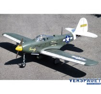 Bell P-39 Aircobra / 1580 mm -C8392