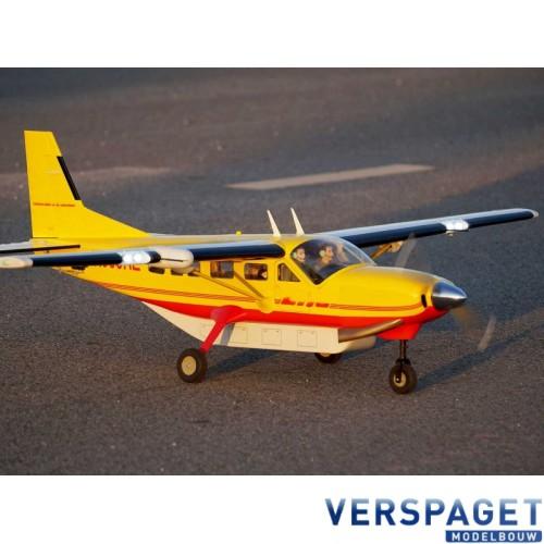 Cessna 208 Grand Caravan (yellow) / 1650mm C9578
