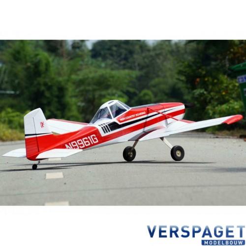 Cessna 188 AG wagon V2 Rood -C9760
