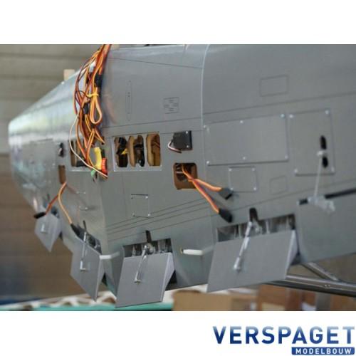 P 38 Lightning -C8081