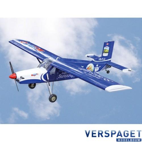 Pilatus PC-6 ARF --VQA0374