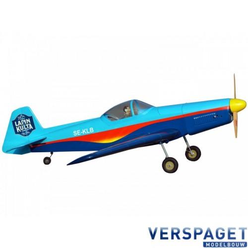 Zlin Acrobat (blau) / 1610mm -C5855