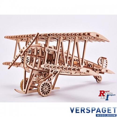 Dubbeldekker Vliegtuig -WTR00014