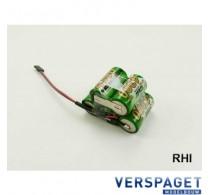 Ontvanger Accu Hump Pack 5/4300 -934305-128