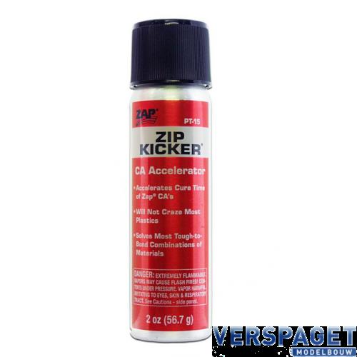 Zip Kicker CA Glue Accelerator Spray (60ml) PT15