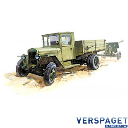 ZIS-5B Soviet truck -3529