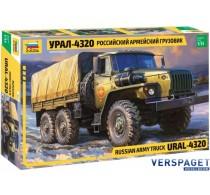 Ural 4320 Truck -3654