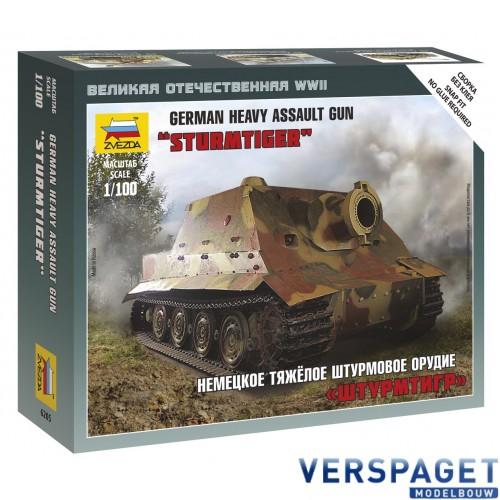 German Heavy Assault Gun Sturmtiger -6205