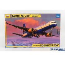 Civil Airliner Boeing 757-200 - 7032