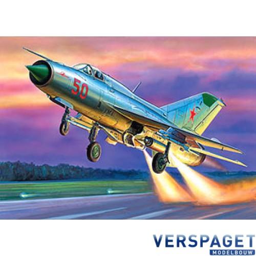 MiG-21PFM Phantom killer -7202