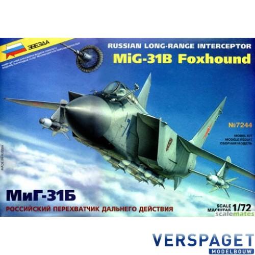 MiG-31B Foxhound -7244