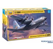 American heavy transport plane C-130H & Nederlandse Decals -7321NL
