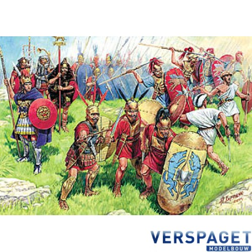 Republican Roman Infantry -8034