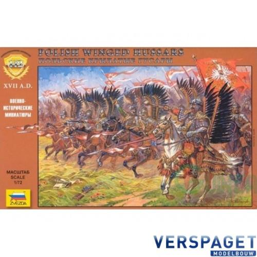 Polish Winged Hussars -8041