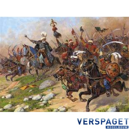 Turkish Cavalry 16-17th Century -8054