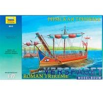 Roman Trireme Ship - 8515