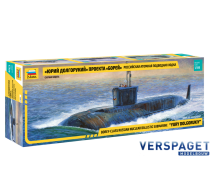 Borey Class Russian Nuclear Ballistic Submarine Yury Dolgorukiy -9061