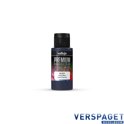 PREMIUM COLOR D.BLUE 60ML -VAL-62011