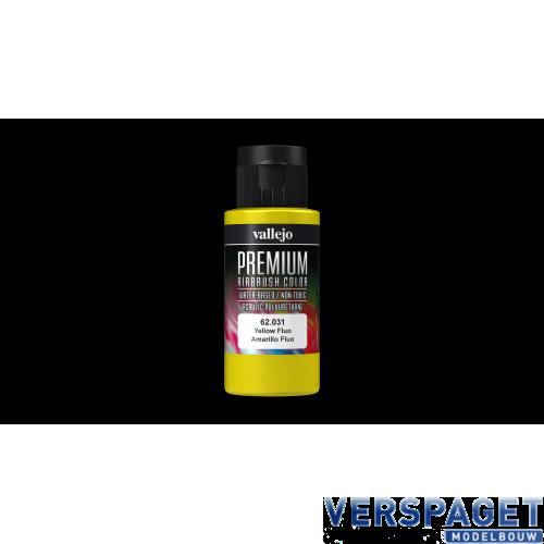PREMIUM COLOR YELLO.FLUO60ML -VAL-62031