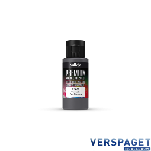PREMIUM COLOR GUNMETAL 60ML -VAL-62052