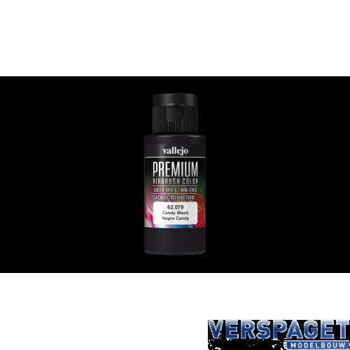 PREMIUM COLOR CAN.BLACK 60ML -VAL-62079