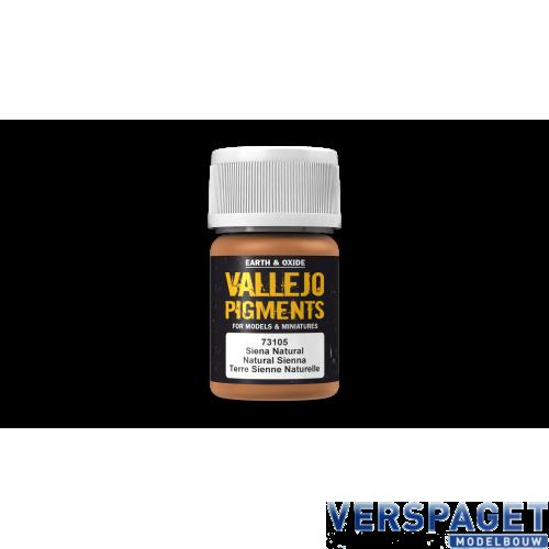 PIGMENT NATURAL SIENA -VAL-73105