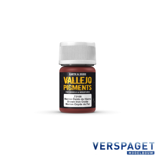 PIGMENT BROWN IRON OXIDE -VAL-73108