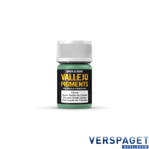 PIGMENT CHROME OXID.GREEN -VAL-73112