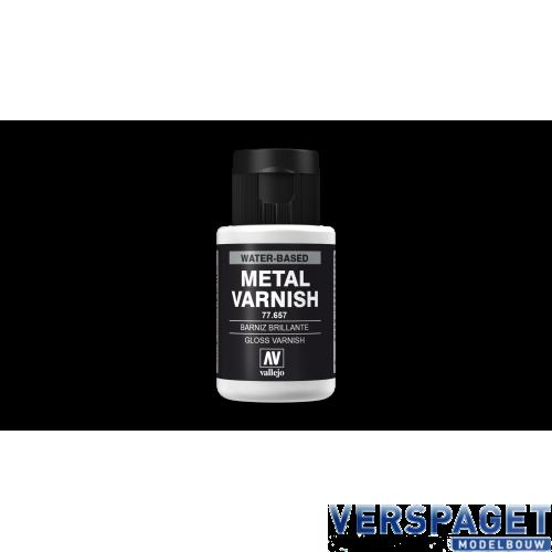 Gloss Metal Varnish -VAL-77657